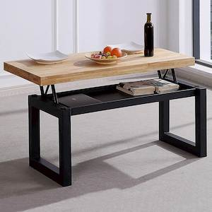 mesa de centro elevable de diseño