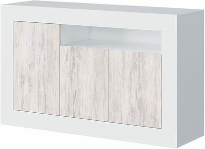 cómodas blancas modernas