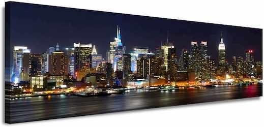 comprar mejores lienzos nueva york