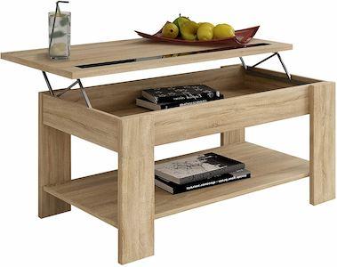 mesas de centro elevables y extensibles de diseño
