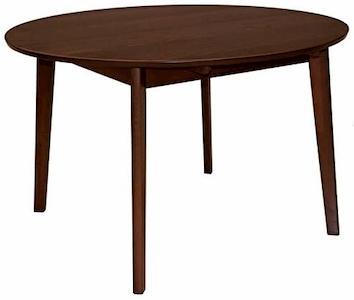 mesas de comedor redondas modernas