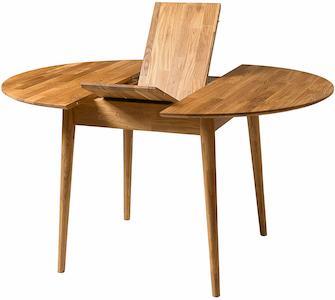 mesas de comedor redondas extensibles