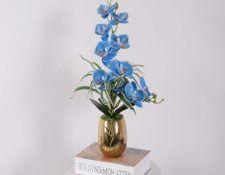 flores artificiales en amazon