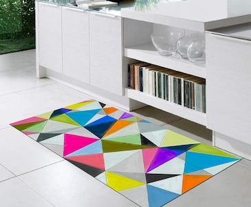 alfombra de vinilo para salon