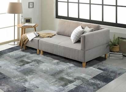 alfombras de vinilo para salon