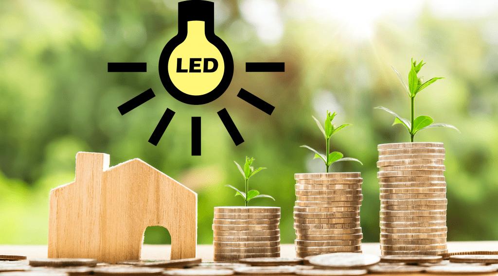 led ahorro energetico