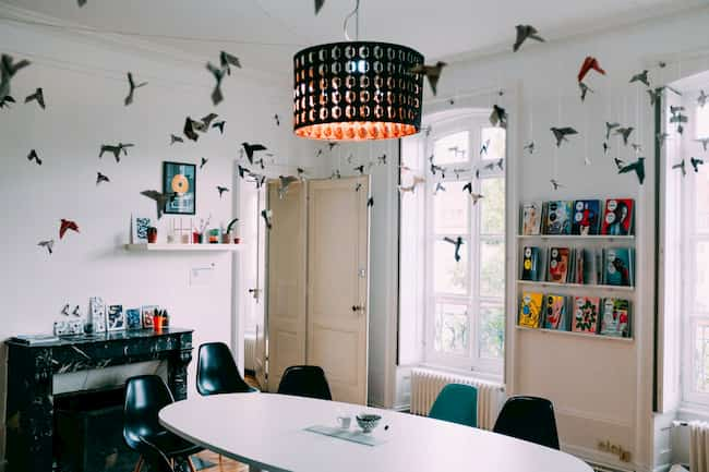 tienda de decoracion de salon