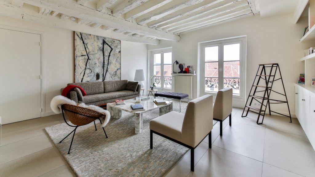 decoracion salon estilo nordico