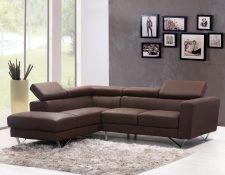sofas modernos de piel